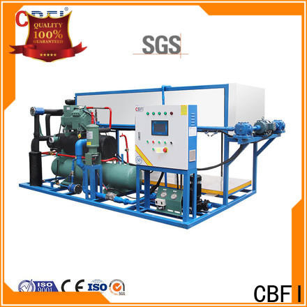 reliable built in ice machine ice manufacturer for fruit storage