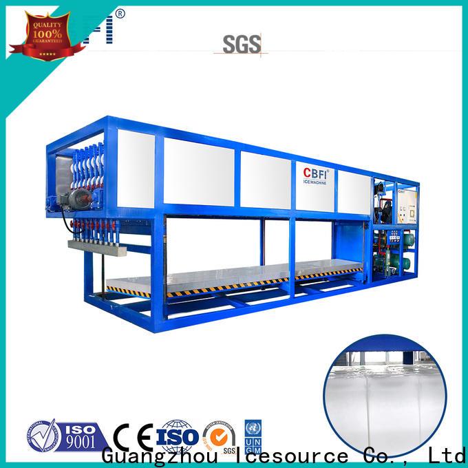 CBFI ice scotsman cm3 ice machine supplier for vegetable storage