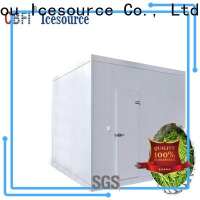 CBFI coolest frozen cold room for meat and fish bulk production for vegetable storage