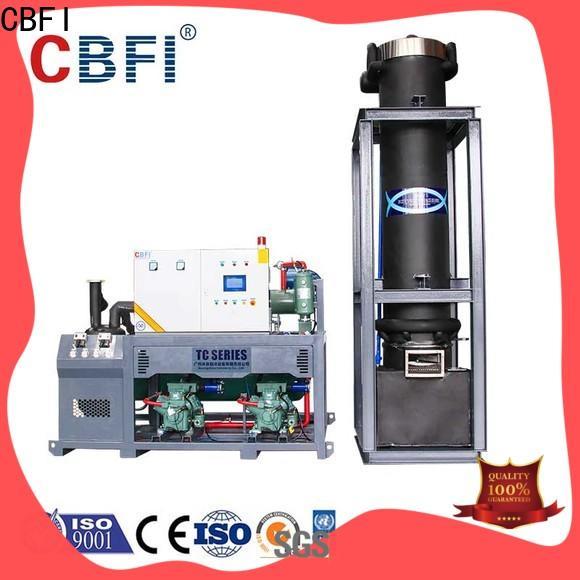 CBFI durable kitchenaid ice maker producer for aquatic goods