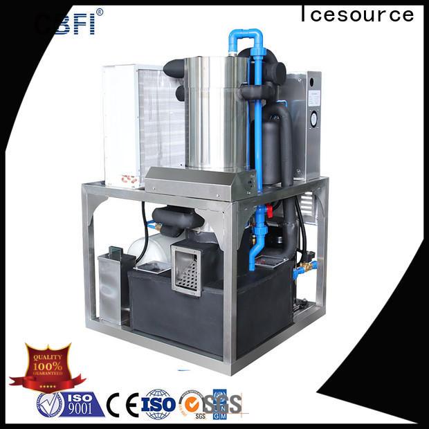 CBFI high-quality tube ice producer for aquatic goods