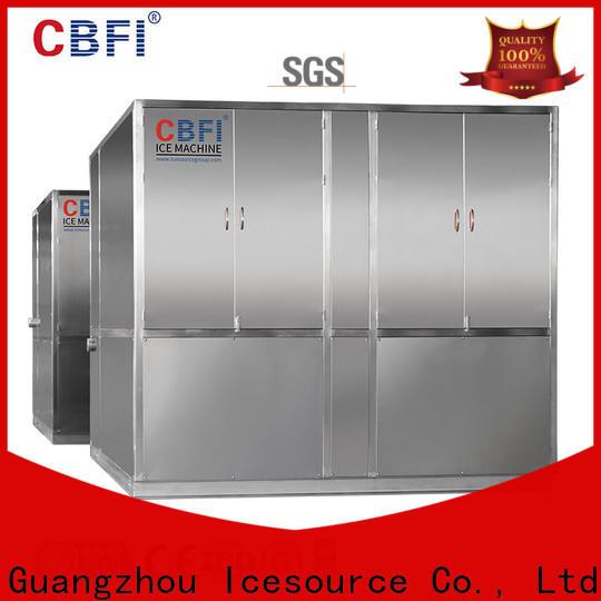 CBFI luxury factory price for ball ice making