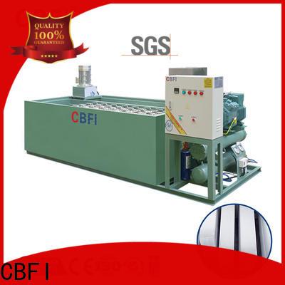CBFI small ice machine bulk production for summer