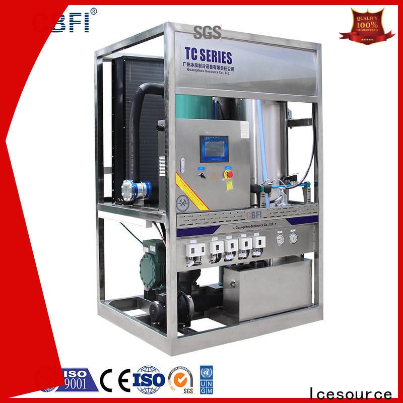 professional nugget ice machine bulk production for restaurant