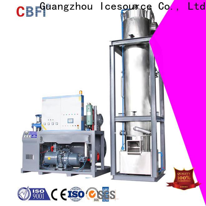 CBFI professional ice tube free design for ice making