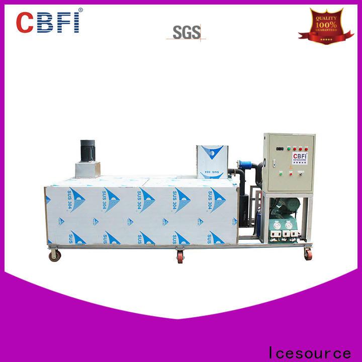 CBFI portable ice machine free design for cooling