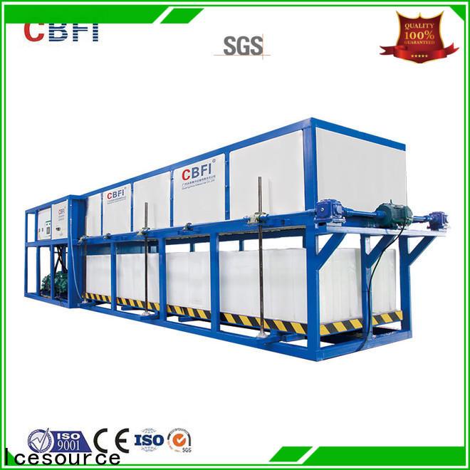 CBFI machine flake ice machine for sale customized for freezing