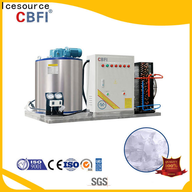 commercial flake ice making machine price cooling vendor for ice making