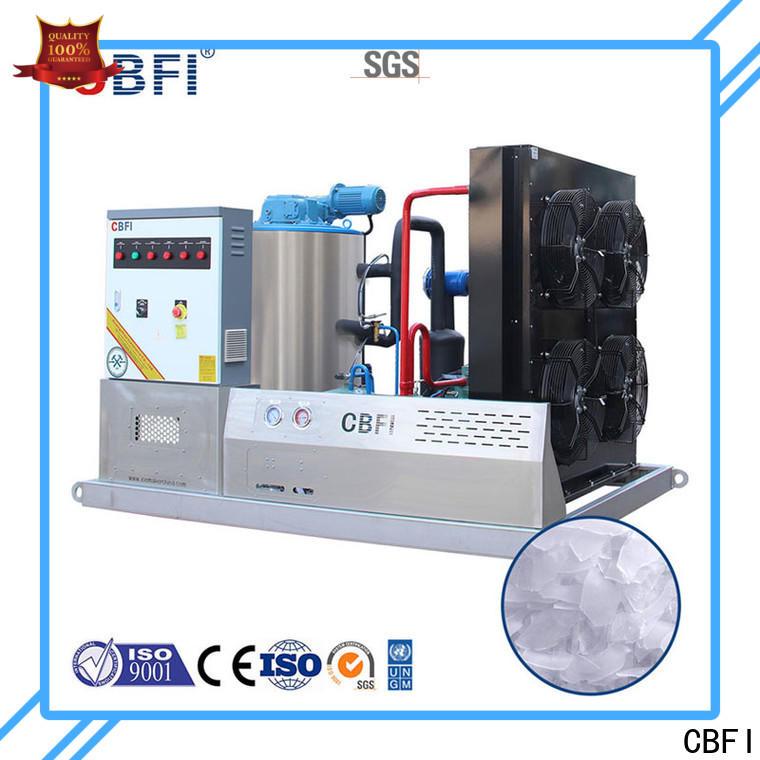 CBFI making ice flaker machine price vendor for water pretreatment