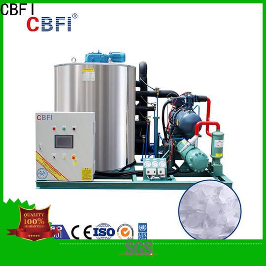CBFI nice flake ice making machine long-term-use for ice making