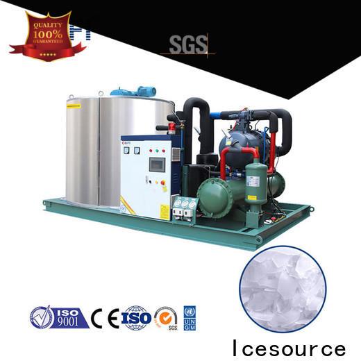 CBFI tons industrial flake ice machine bulk production for supermarket