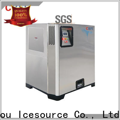 fine- quality commercial ice maker repair cold supplier for aquatic goods