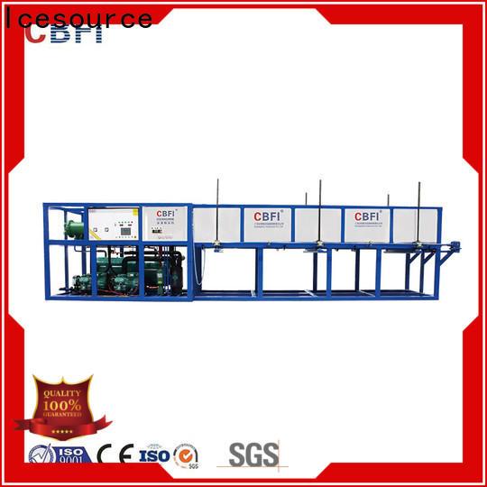 CBFI long-term used servend ice machine factory price for fruit storage