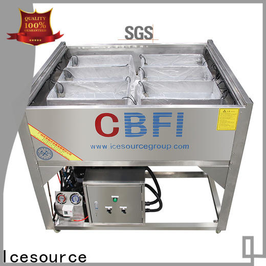 CBFI cbfi mini ice plant maker long-term-use for ice sphere