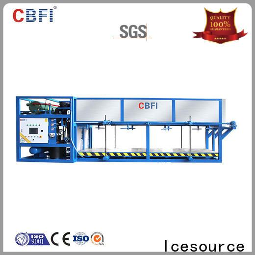 CBFI reliable free design for freezing