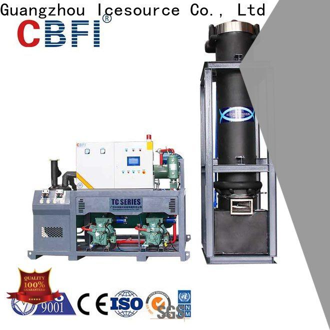 professional ice block making machine bulk production for wine cooling