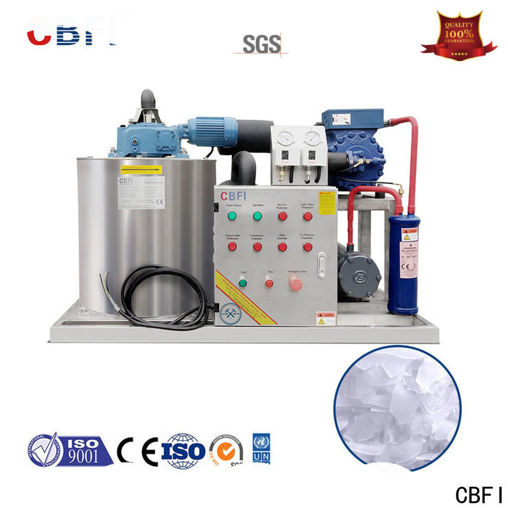 good-package ice flake making bulk production for water pretreatment