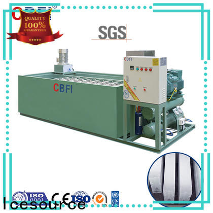 CBFI clean industrial ice maker manufacturing for summer