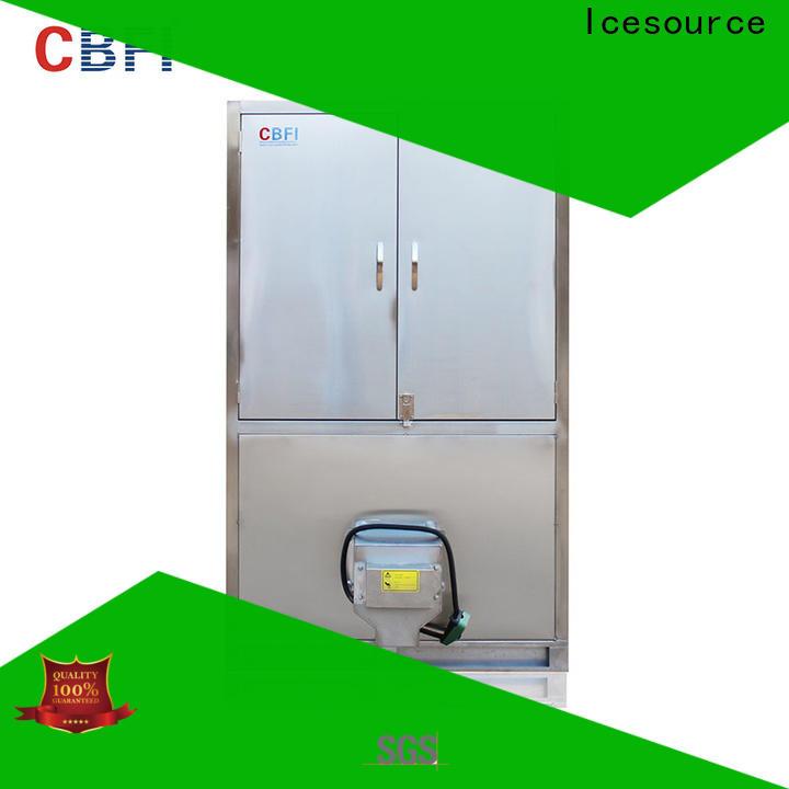 CBFI best ice cube machine manufacturers newly for fruit storage