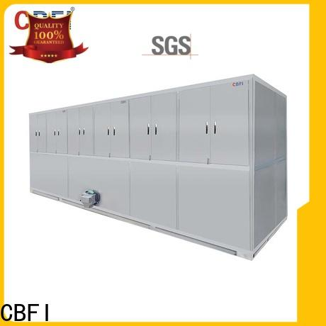 CBFI maker ice cube machine for sale factory price for fruit storage