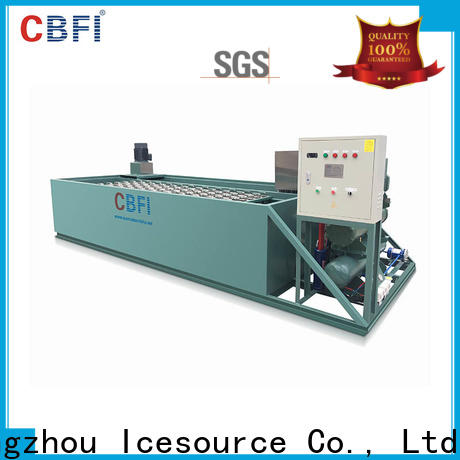 CBFI tube ice plant manufacturers manufacturing for whiskey