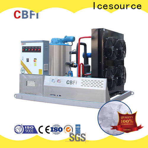 CBFI cbfi flake ice makers commercial long-term-use for aquatic goods