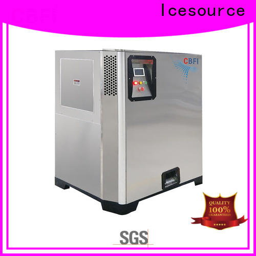 durable industrial ice maker machine ton widely-use for water pretreatment