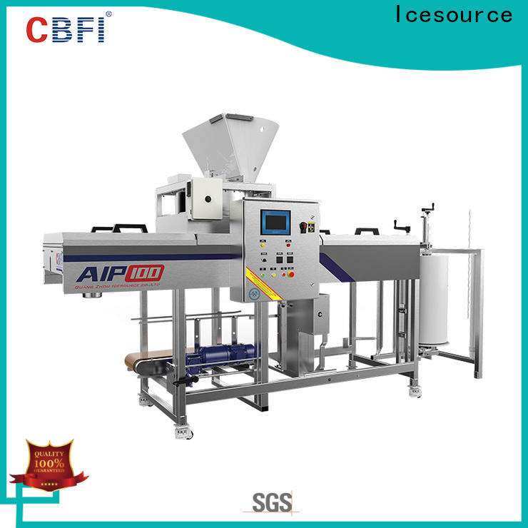 CBFI long-term used ice making business free quote for ice sculpture shaping