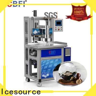clear hotel ice maker cbfi for wholesale for whiskey