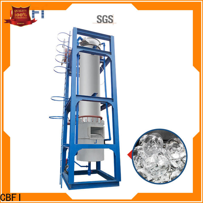 high-quality tons range for ice making