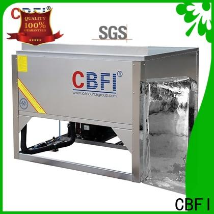 CBFI high-quality pearl ice machine supplier for wine cooling