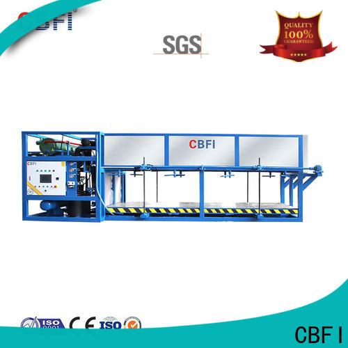 CBFI cooling block ice machine maker factory for freezing