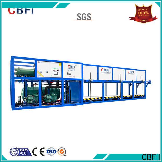 long-term used ice machine compressor cbfi for freezing