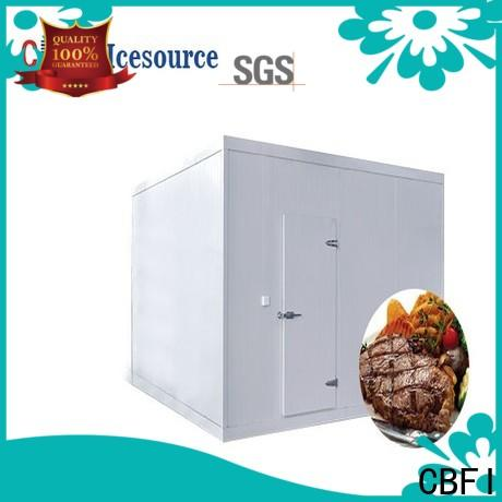 CBFI professional container cold room free design for vegetable storage