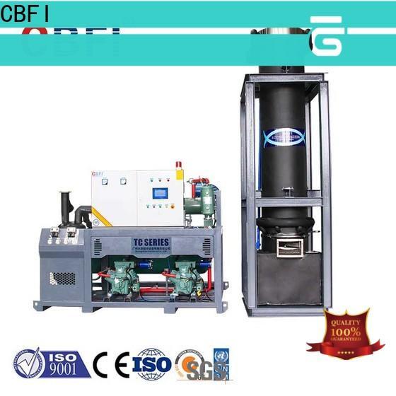 CBFI professional commercial ice making machine free design for wine cooling