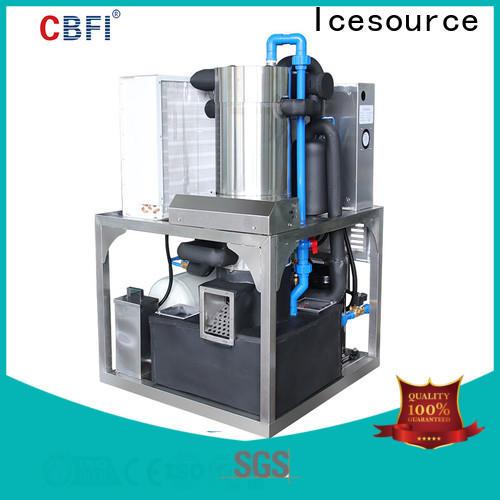CBFI professional nugget ice machine bulk production for restaurant