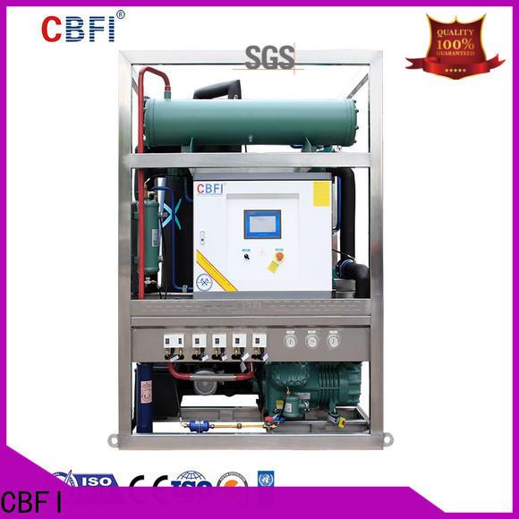 CBFI under counter ice maker manufacturer for aquatic goods