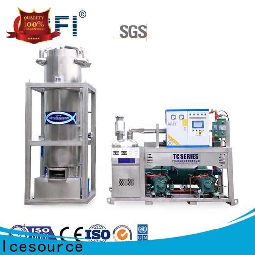 CBFI durable ice tube maker manufacturer for restaurant