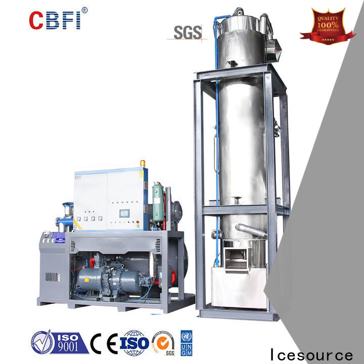 CBFI durable ice machine owner for ice sculpture