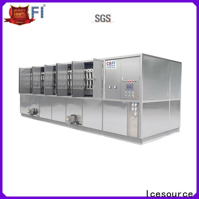 CBFI large capacity ice cube machine for sale newly for freezing