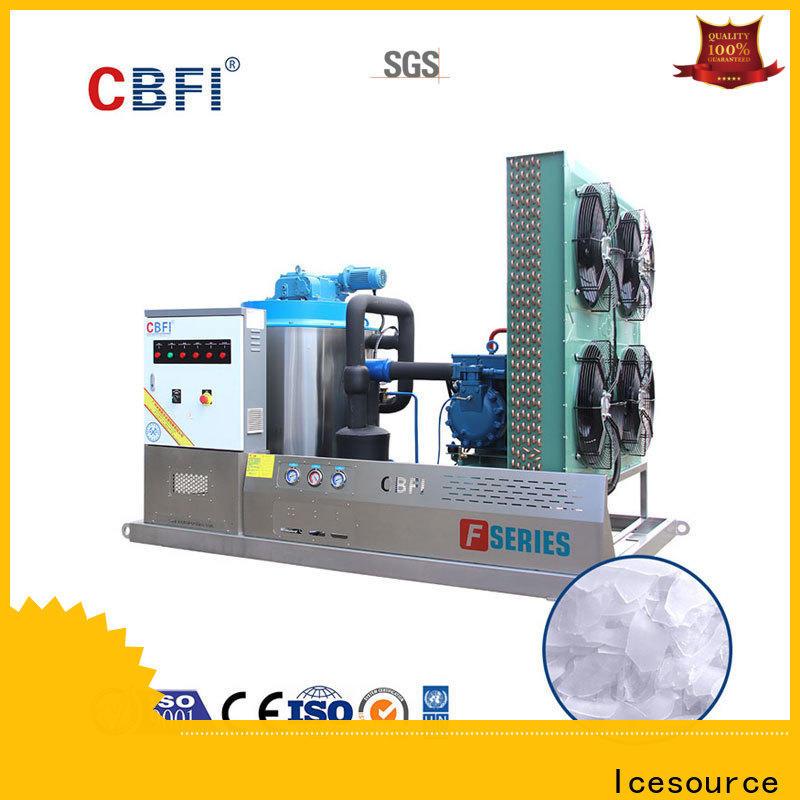 CBFI day flake ice making machine widely-use for ice making