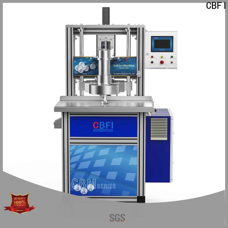 CBFI highend discount ice makers bulk production for ball ice making