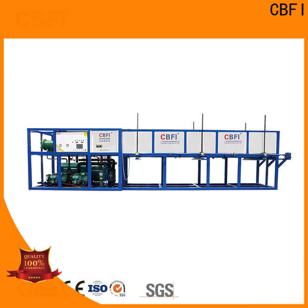 large capacity direct cooling block ice machine ice from china for fruit storage