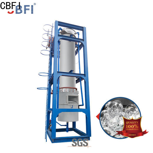 CBFI high-quality ice maker line for cooling use