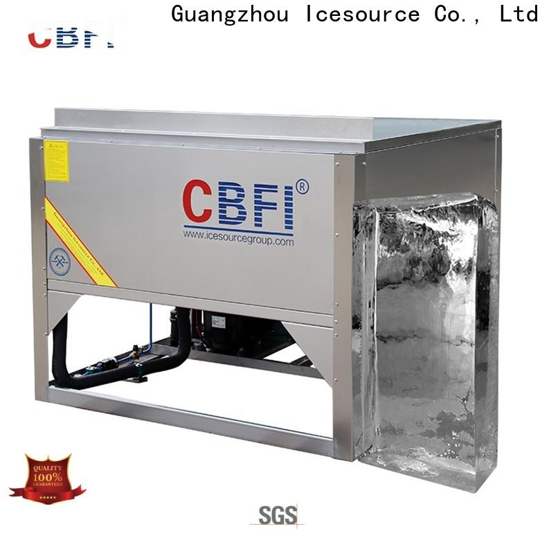 high-quality chipped ice maker cbfi free quote for ice sphere