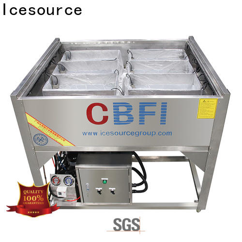 CBFI high-end mini ice plant maker widely-use for ice sculpture shaping