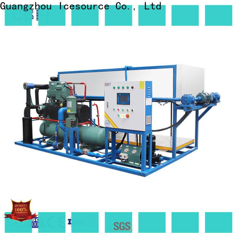 CBFI abi150 ice machine compressor factory for vegetable storage