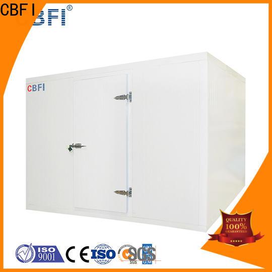 CBFI coolest 5000t tomato cold storage room type for vegetable storage