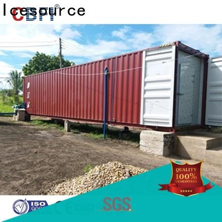 CBFI high-quality mobile cold room bulk production for vegetable storage