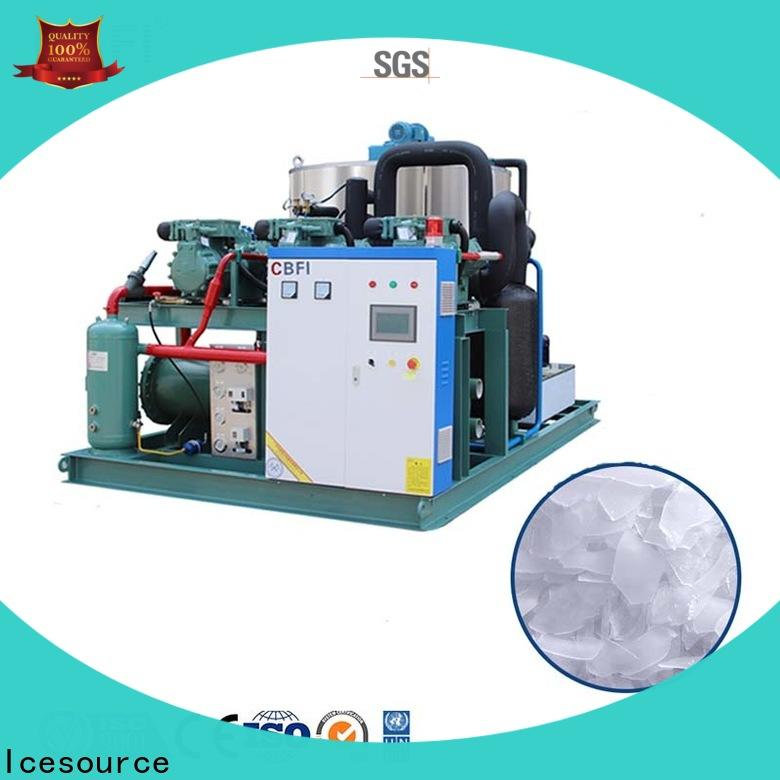 CBFI first-rate flake ice making machine price free quote for cooling use